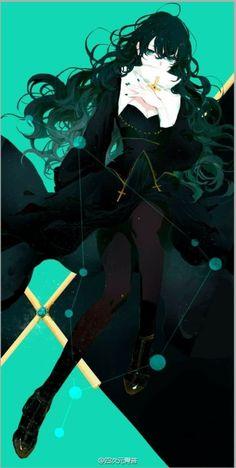 金牛座 Zodiac Sings from artist moss ⚜Taurus⚜ Manga Anime, Manga Art, Fan Art Anime, Anime Art Girl, Anime Girls, Beautiful Anime Girl, Anime Love, Persona Anime, Ecchi