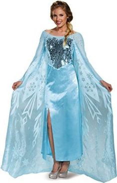 Disney Frozen ELSA Girls Halloween snowflake Costume Dress Ring Purim S 4 6X NEW