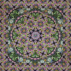 Jane Sassaman's Idea Book: The Kaleidoscope Experiment Continues