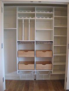 Closet Pantry Design Ideas organized kitchen pantry design ideas Closet Pantry Design Pictures Remodel Decor And Ideas Page 7