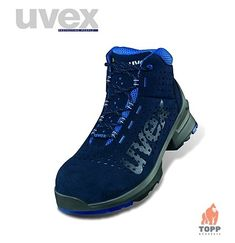 Bocanci de protectie Uvex ONE logistica servicii usori S1 aerisiti High Tops, High Top Sneakers, Shoes, Fashion, Moda, Shoes Outlet, Fashion Styles, Shoe, Footwear