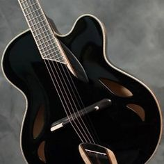 Luthiers | Fine Archtops