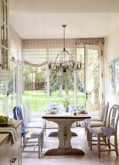 enlarge your window in area off kitchen?