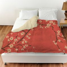 You'll love the Snowflower Duvet Cover at Wayfair - Great Deals on all Bed & Bath  products with Free Shipping on most stuff, even the big stuff.