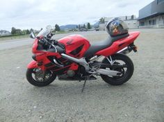 Honda CBR 600 by HotDog9Teen90Nine