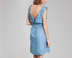 Robe Hôtel Amour Bleu Clair Lespard en vente chez L'Exception