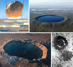 Earth's 10 Most Amazing Meteor Craters