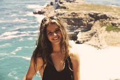 Sasha Pieterse. perfect hair too.