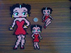 Betty Boop designs (Midi and Mini)
