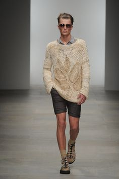 James Long | Spring 2012 Menswear Collection | Style.com