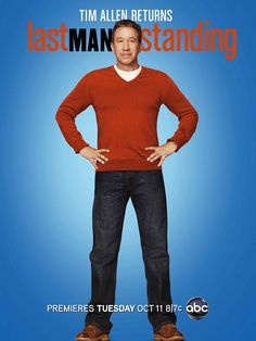 Last Man Standing.  This show is pretty funny!  Then again I like Tim Allen in Home Improvement!