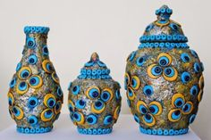 Dekoratif Resimler (Ayşegül Arslan) Kişisel Web Sayfası: Seramik Rölyef Nazarlıklar ve Diğer Çalışmalar