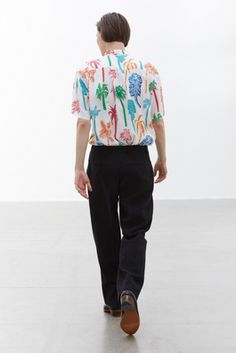 Our Legacy Spring 2016 Menswear Fashion Show: Complete Collection - Style.com
