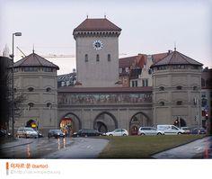 München | #3-05. 이자르 문 :: der Reisende - Travels in Germany