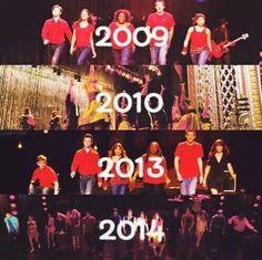 ♥ #Glee #DSB
