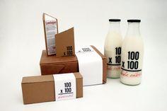 Packaging : 100 x 100 - Adrián Froufe