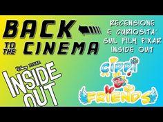 #backtothecinema - Inside Out - Disney Pixar - no spoiler + 7 curiosità