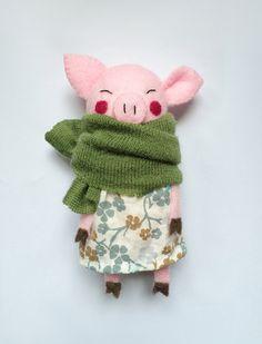 Knuffels à la carte blog: Handmade toys for animal lovers!