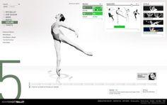 New York City Ballet concept design - Evasion - Graphic and design Blog