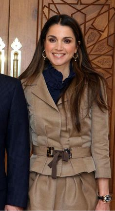 2007... ♔♛Queen Rania of Jordan♔♛...