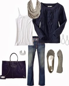 Get Inspired by Fashion: Winter Outfits | Early Winter