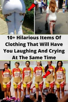 10+ #Hilarious Items Of #Clothing That #Will Have You #Laughing And Crying At The #Same Time