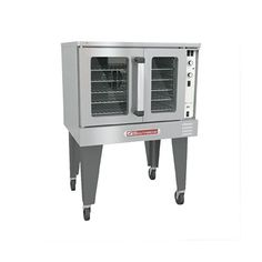 Bronze Series Single Deck Electric Convection Oven