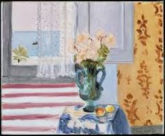 Vase of Flowers 1924, Henri Matisse [WSJ 4/5/17]