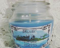 Organic soy candles by OrganicLifeCandles on Etsy
