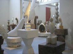 Constantin Brancusi's sculptures