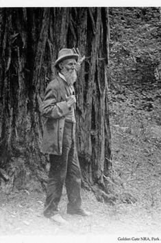 Happy birthday to the man who's considered the father of the national park system and who put into words why love of nature matters, no matter where you live. John Muir, New Things To Learn, The Great Outdoors, Wilderness, National Parks, Father, Happy Birthday, Ocean, History