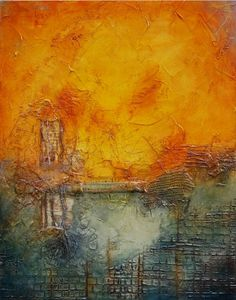 RESERVED PAINTING Art painting Abstract by Andrada by Andrada