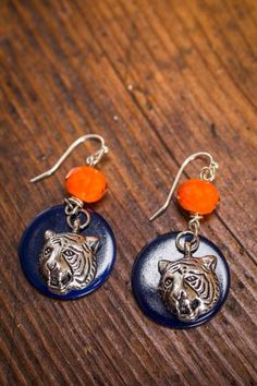 SEC Game Day Earrings | Bourbon & Boots website
