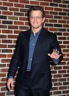 Celebs arrive for David Letterman