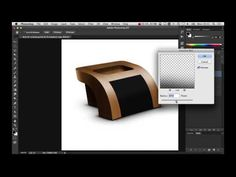 (3) Realistic shadows and cheap reflections in Photoshop - YouTube