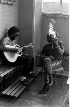 I love this man. The true meaning of I dont give a $%&*!     bob marley, milan, italy, 1980 • lynn goldsmith
