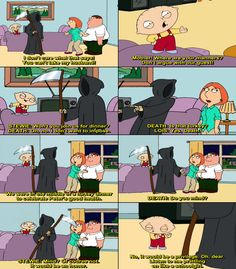Stewie Griffin Family Guy Quotes - Stewie Griffin Family Guy Quotes and Family Guy Quotes Family Guy Tv Show, Family Guy Funny, Family Guy Quotes, Family Guy Stewie, Love My Family, Parks And Rec Quotes, Tv Show Quotes, Stewie Griffin Quotes, Disgusting Humor