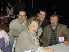 I met Julia Child and Jacques Pepin at a culinary conference a few years ago.