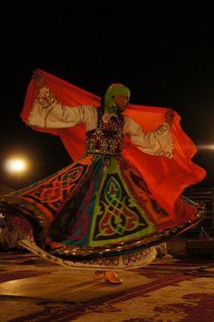 Sufi Dance (Tannura)
