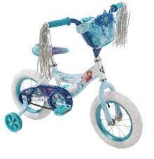 Disney Frozen 12 inch Girls  Blue Bike by Huffy 43163bcee