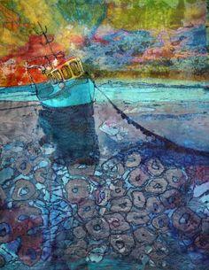 Sue Hotchkis - Guernsey Contemporary Textile Artists