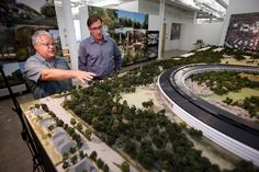 Apple Shows Off Wicked Scale Model of Their Proposed 'Spaceship' HQ & Campus