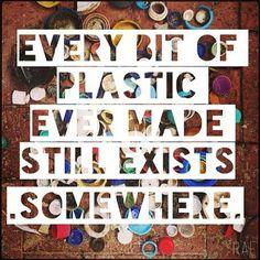 hmmmmm...... #plasticfree