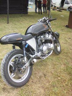 Passion, Cafe Racers, Honda, Motorbikes