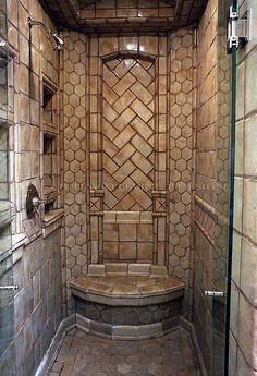 Shower I designed.