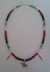 Shamanic Power Necklace - SOLD