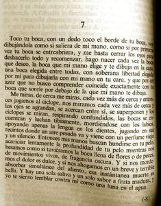 Julio Cortázar - Rayuela, Capitulo 7
