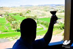 Restaurante The Brasserie en Gran Canaria, Casa Club Salobre Golf. Lugares que visitar en Gran Canaria. Qué hacer en Gran Canaria. Dónde comer en Gran Canaria.