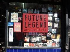 Image result for cool record shop