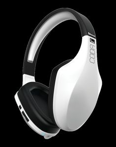 iFrogz Coda Forte | Bluetooth Headphones - I want a pair of these.  But maybe in black.
